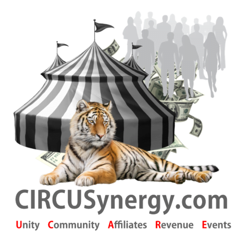 CIRCUSynergy - Unity ~ Community ~ Affiliates ~ Revenue ~ Events